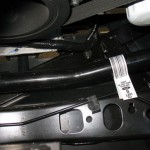 3.7L V6 Mustang Performance Package Front Sway Bar