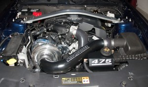 Supercharged 3.7L V6 Mustang