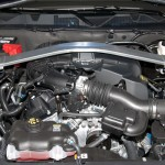 2011 Mustang V6 MCA Package Engine Cover