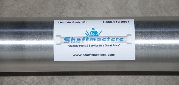 Shaftmasters label