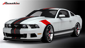 2011 Ford Mustang by Raceskinz