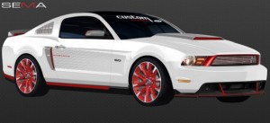 Mustang GT by Ford Vehicle Personalization