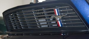 MCA Stock Grille Detail