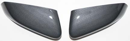 DG Custom Auto Hydro Carbon Mirror Covers
