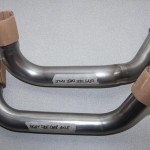 Bassani Rear Axle Pipes