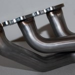 Bassani V6 Header Detail