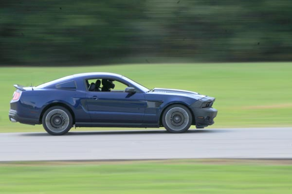 2011 Supercharged V6 Mustang