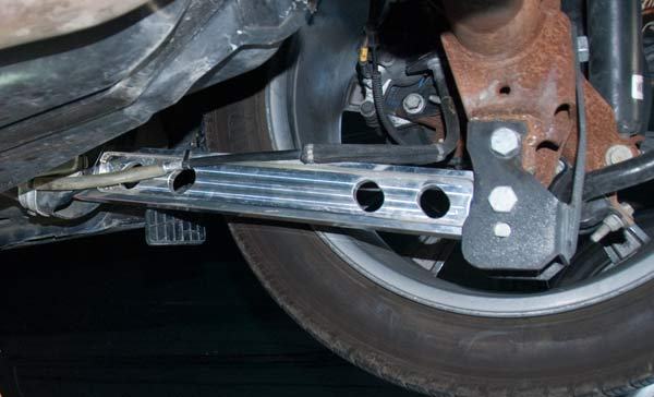 mustang lower control arm