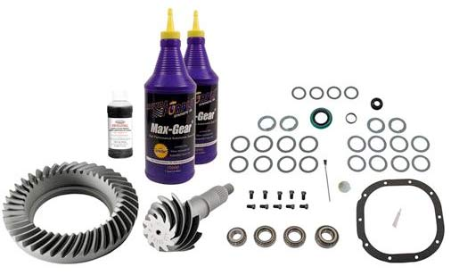 Mustang 8 8 inch 3 73 Ratio Rear End Gear Installation – A