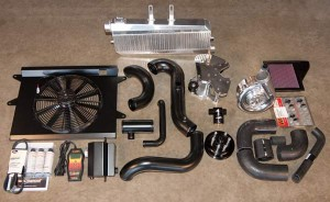 2011 v6 mustang supercharger kit