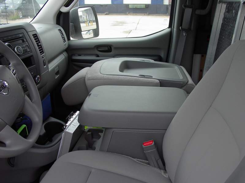 Nissan NV3500 HD: Is This The Ugliest Van on the Road? – A