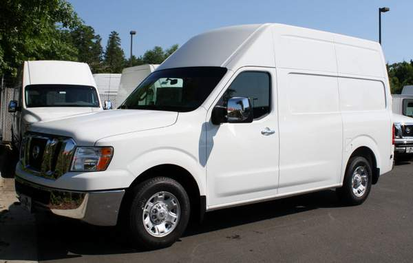 Nissan Nv3500 Hd Is This The Ugliest Van On The Road A