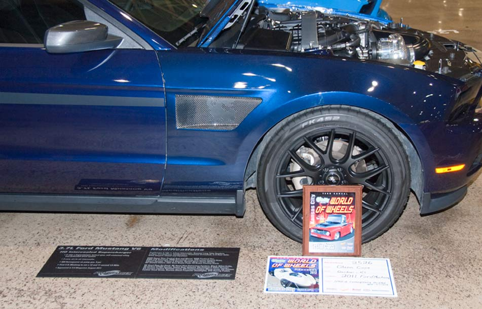 First Place in Class at Kansas City World of Wheels Show – A Journey ...