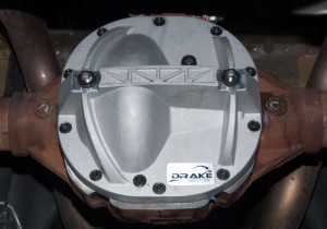 Drake Ford 8.8 Rear End Cover