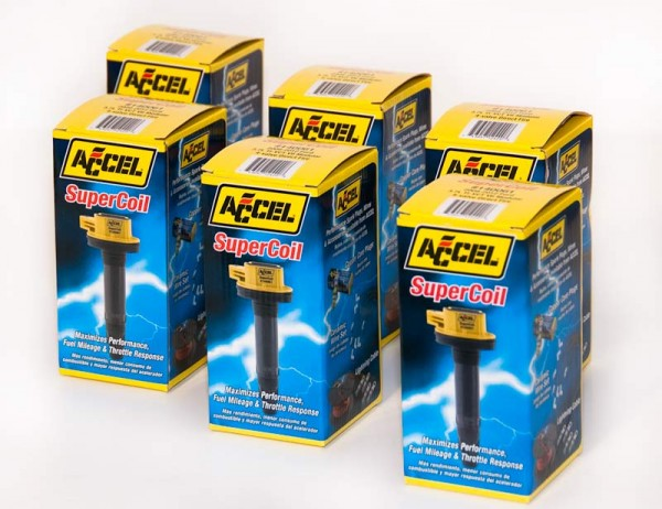 Accel Coils for 3.7L Mustang