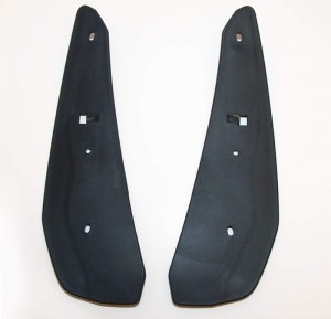 GT500 Mustang Mud Guards