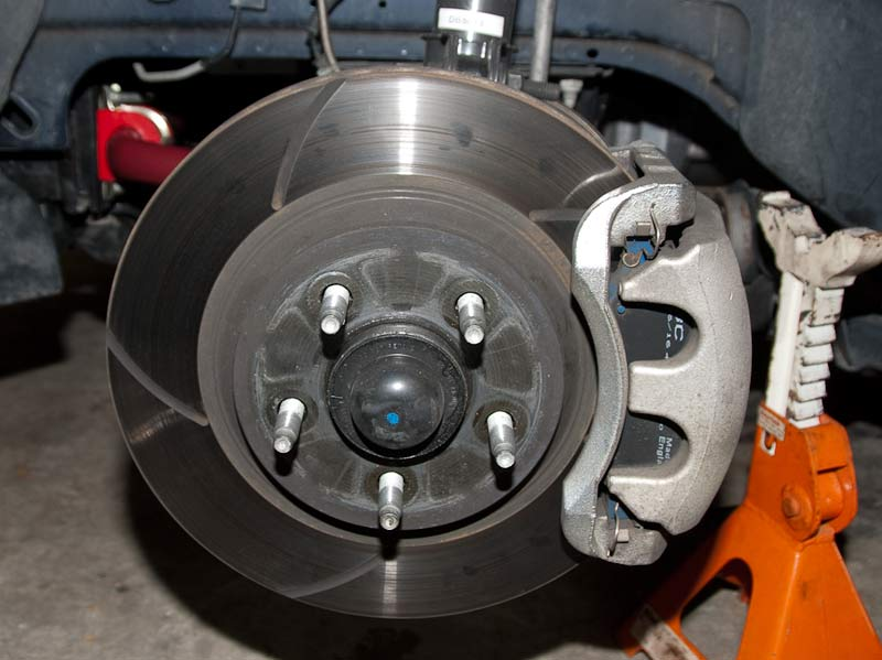 Brake Rotor Size Upgrade A Journey In Performance With