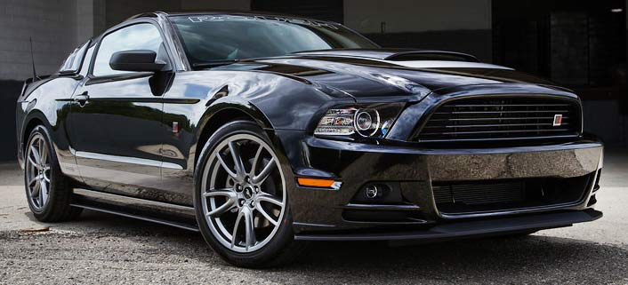 Roush To Make 3 7l Mustang Edition For 2013 A Journey In