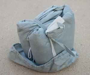 Car cover bag