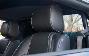 TMI Mustang Adjustable Headrests