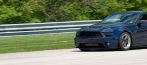 3.7L Mustang at the Road Course