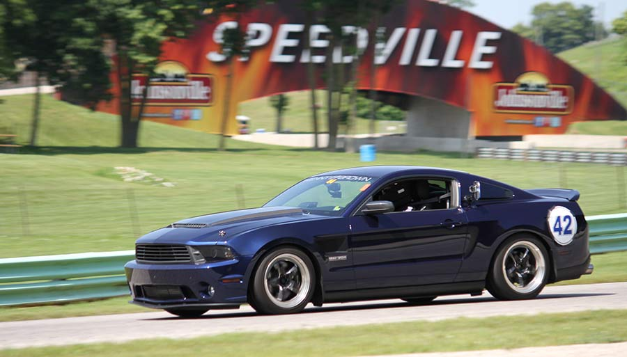 Road America Track Day 1 A 3 7l V6 Mustang Owner