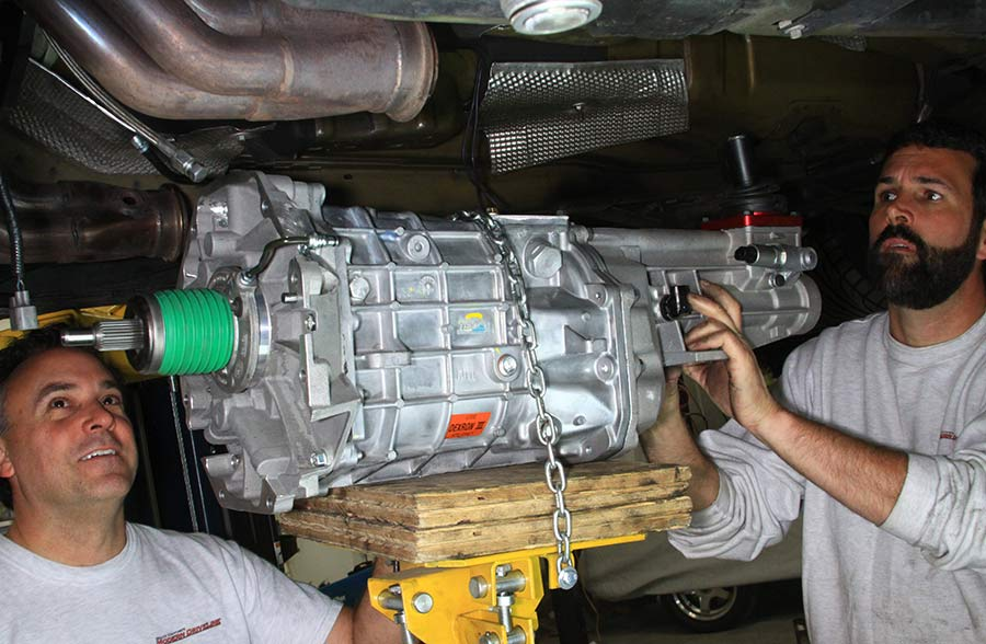 Tremec T-56 XL 3 7L Mustang Install – A Journey in