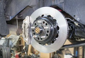 Wilwood Mustang Brake Kit