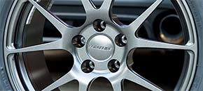 Forgeline Mustang Racing Wheel